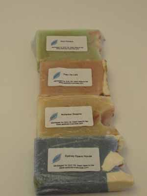 Guest Soap - 4 pack