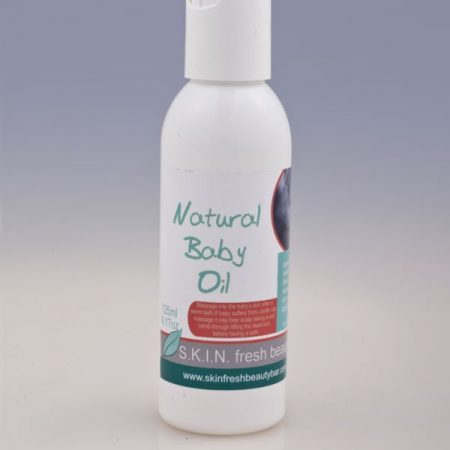 Baby Natural Body Oil 125ml