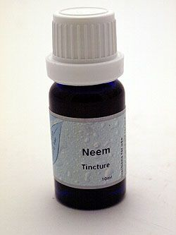 Neem Tincture 10ml